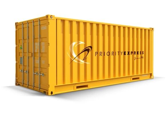 Priority Express | Icono | Maritimo | Optimizer