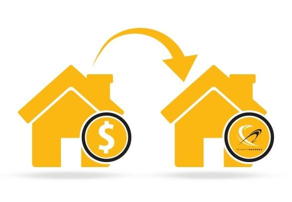 Priority Express | Icono | Transferencia Bancaria | Optimizer